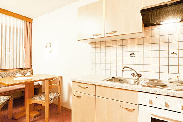 Apart Garni Pischa Ischgl Ferienwohnungen Zimmer